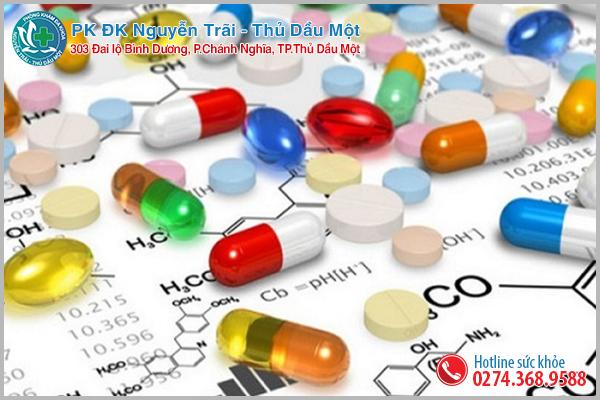 Hỗ trợ điều trị bệnh giang mai giai đoạn đầu bằng thuốc kháng sinh