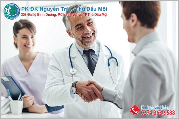 Phòng khám có mức chi phí chữa giang mai hợp lý theo đánh giá bệnh nhân