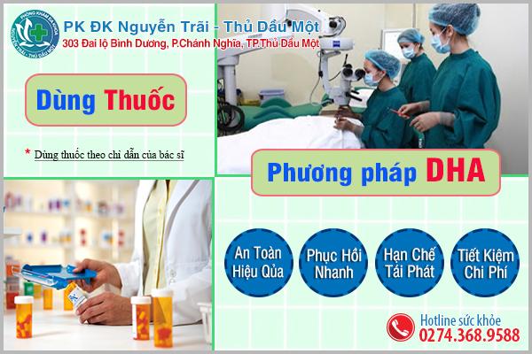 Cách hỗ trợ trị bệnh lậu hiệu quả tại Đa Khoa Nguyễn Trãi - Thủ Dầu Một