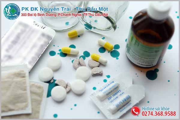 Thuốc hỗ trợ chữa mụn rộp sinh dục liệu có hiệu quả?