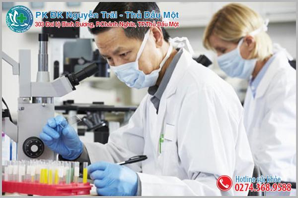 Xét nghiệm máu để xác định xem có virus HPV không