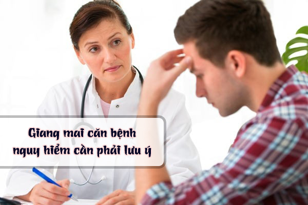 Cảnh báo các dấu hiệu bệnh giang mai cần lưu ý