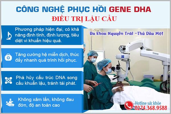Phương pháp điều trị bệnh lậu hiệu quả tại Đa khoa Thủ Dầu Một
