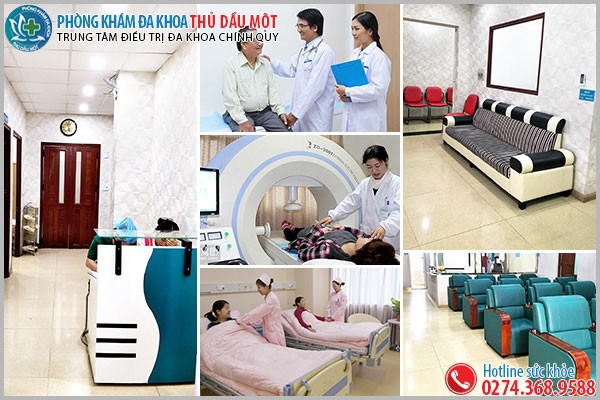 Phòng khám Đa khoa Thủ Dầu Một địa chỉ hỗ trợ điều trị mụn rộp sinh dục hiệu quả